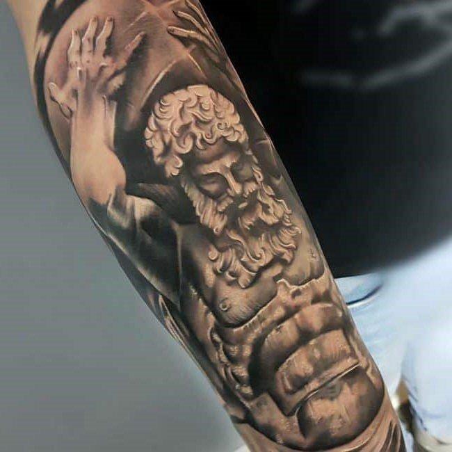 Tatuagem no Braço (+80 FOTOS) As Melhores Para Você Escolher 48