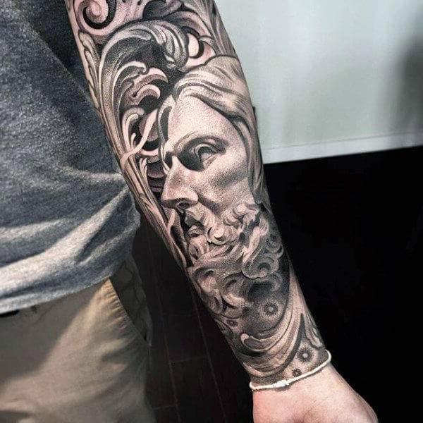 Tatuagem no Braço (+80 FOTOS) As Melhores Para Você Escolher 53