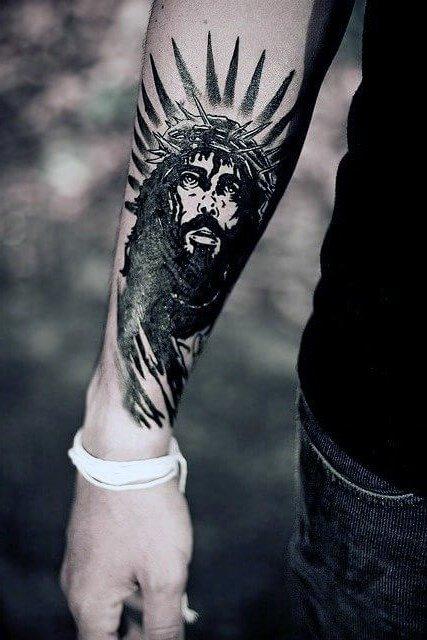Tatuagem no Braço (+80 FOTOS) As Melhores Para Você Escolher 59