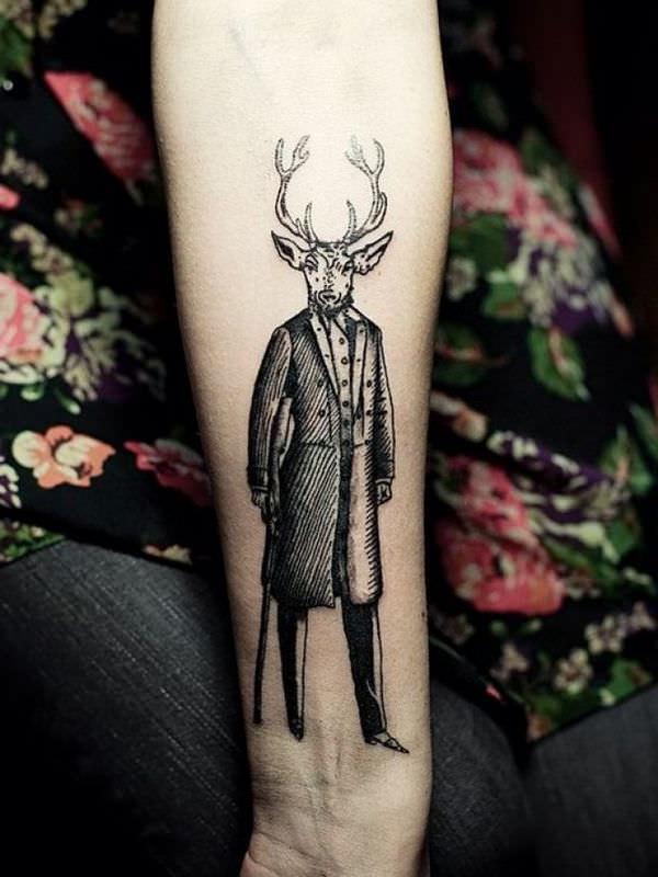 Tatuagem no Braço (+80 FOTOS) As Melhores Para Você Escolher 60