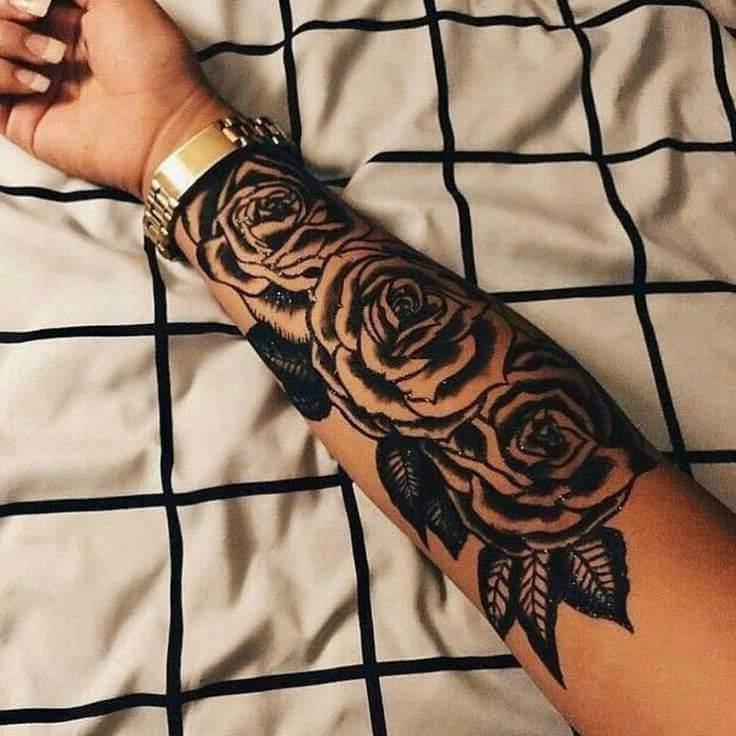 Tatuagem no Braço (+80 FOTOS) As Melhores Para Você Escolher 63