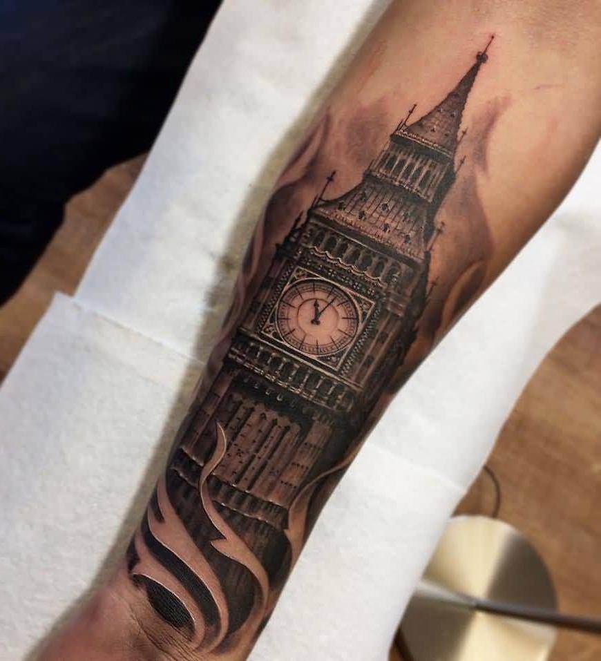 Tatuagem no Braço (+80 FOTOS) As Melhores Para Você Escolher 65