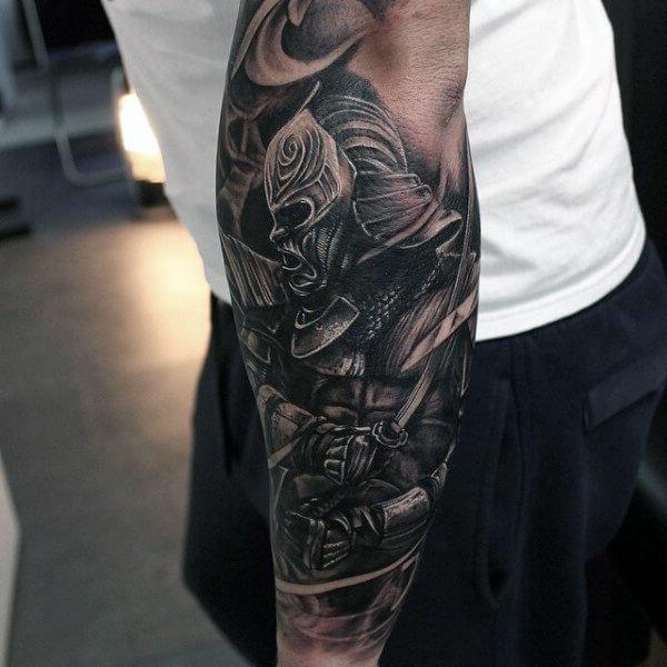 Tatuagem no Braço (+80 FOTOS) As Melhores Para Você Escolher 69