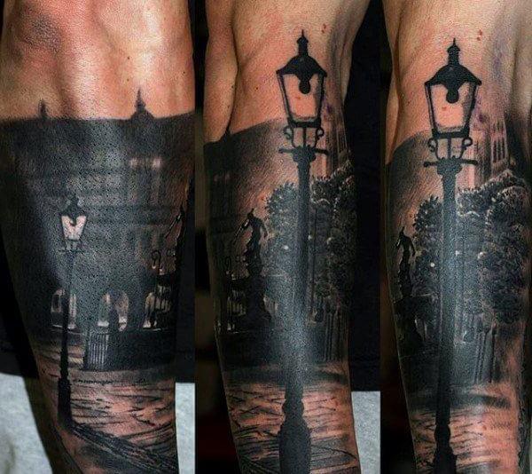 Tatuagem no Braço (+80 FOTOS) As Melhores Para Você Escolher 77