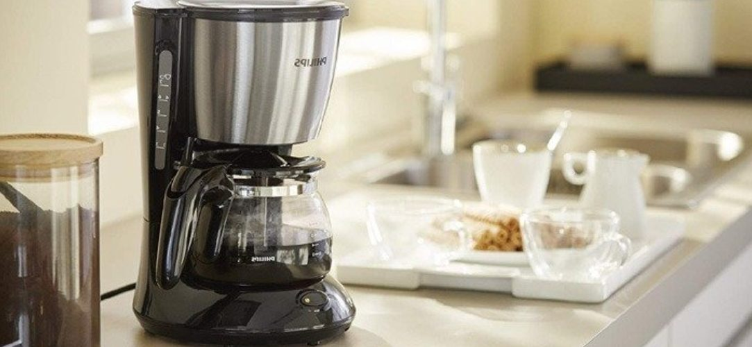 Café feito na cafeteira