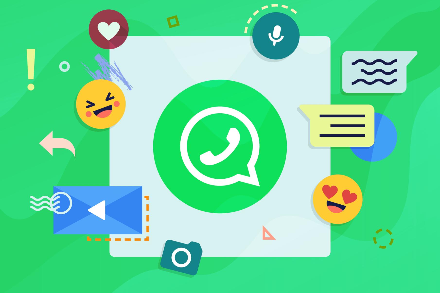7 segredos para manter uma conversa interessante no WhatsApp