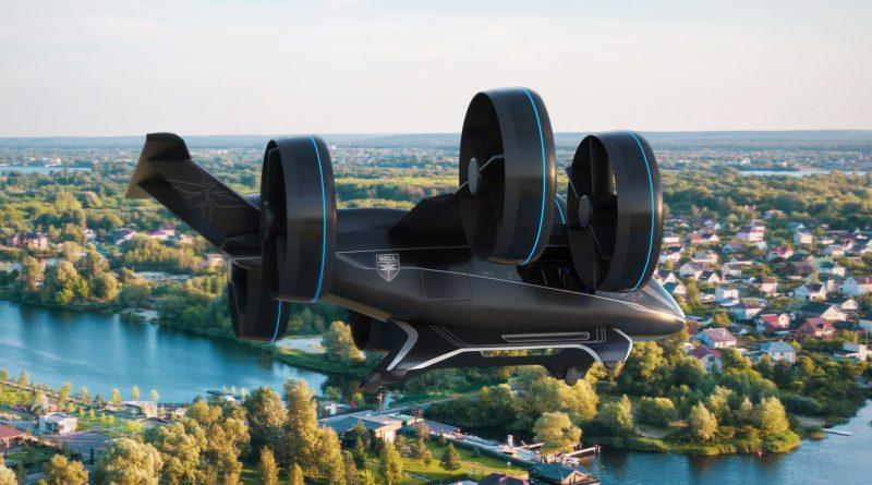 Desenvolvedor de carros voadores e autônomos