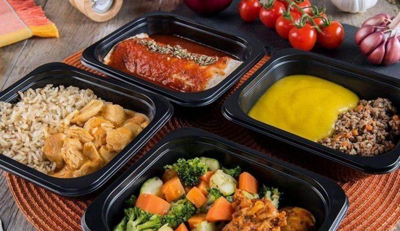 Negócio Marmita Fit - comida saudável