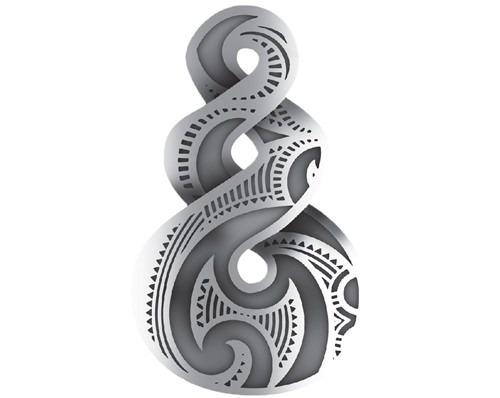 Tatuagem Maori: Os 13 símbolos mais conhecidos e os significados 9