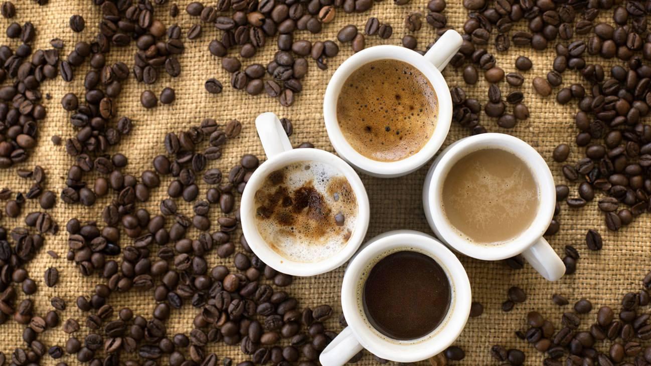 A produção do café descafeinado