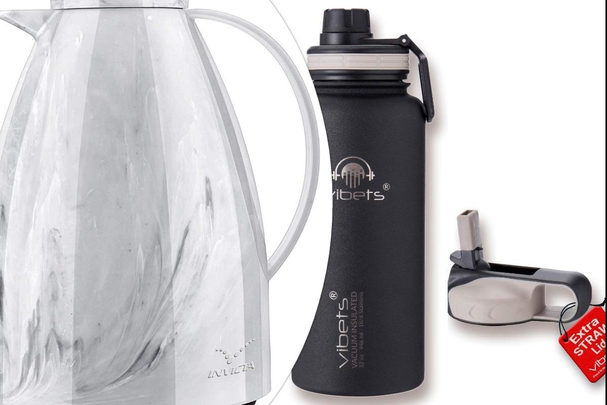 Melhores garrafas térmicas para café