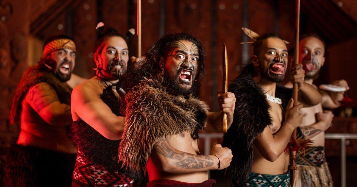Sobre a sociedade e cultura Maori