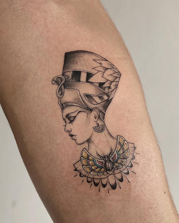 Tatuagem da Cleópatra
