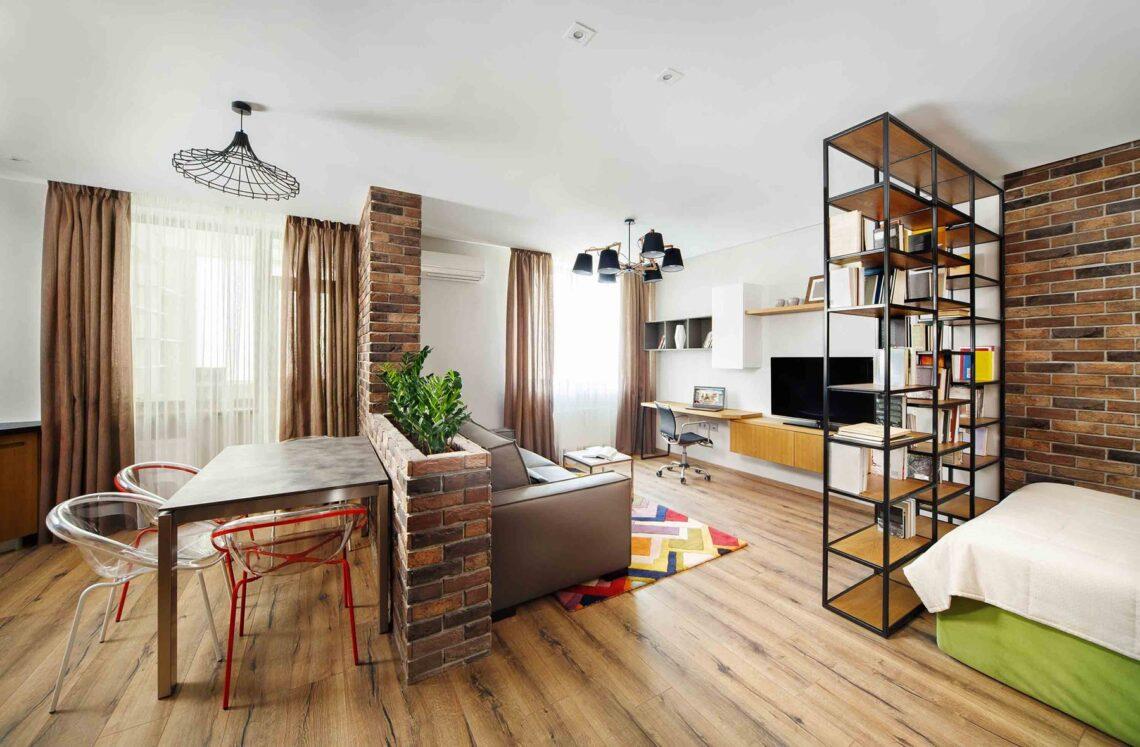 Tendência de decoração de apartamentos para 2020