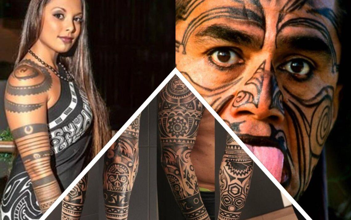 Tatuagem Maori: Os 13 símbolos mais conhecidos e os significados