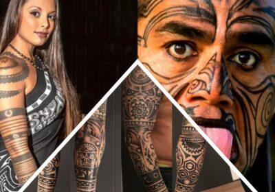 Tatuagem Maori - Fotos e informações