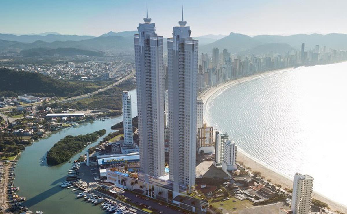 Qual o prédio mais alto do brasil? Confira tudo sobre o Yachthouse