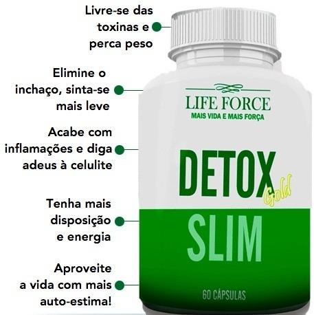 Detox Slim: veja como emagrecer de forma saudável e efetiva! 3