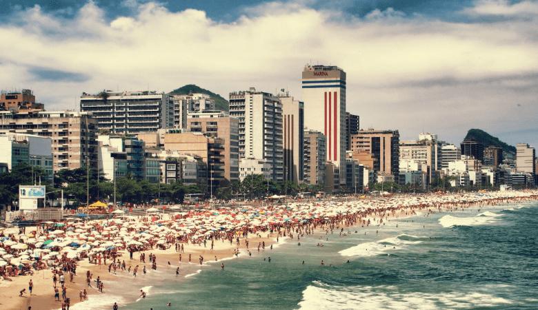 Leblon, um dos bairros mais seguros do Rio de Janeiro