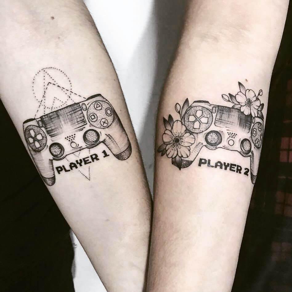 Tatuagens de casal 29
