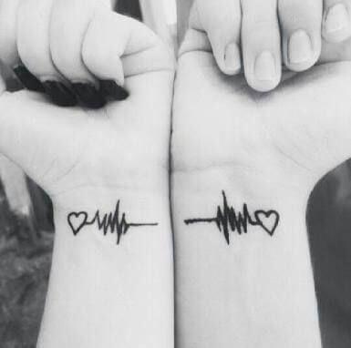 Tatuagens de casal 23