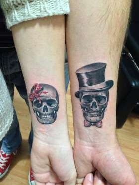 Tatuagens de casal 19