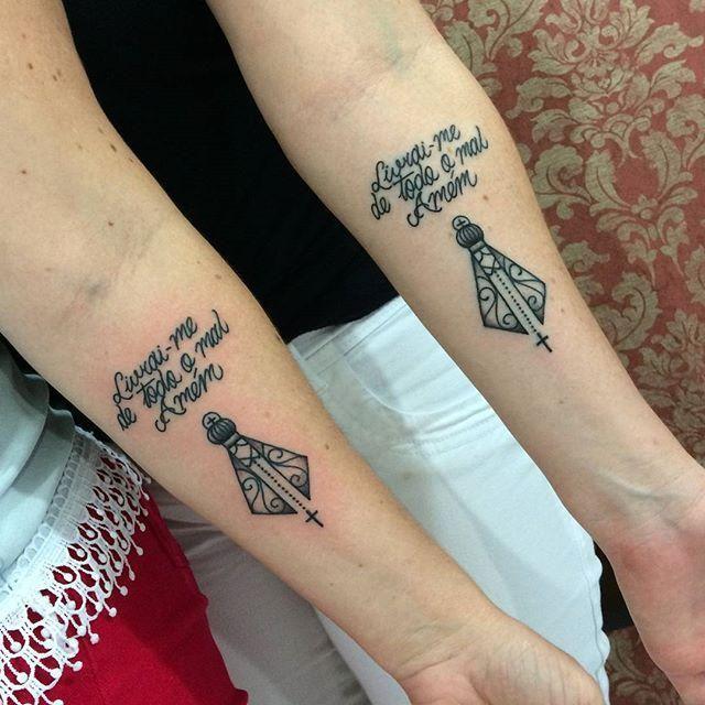 Tatuagens de casal 3