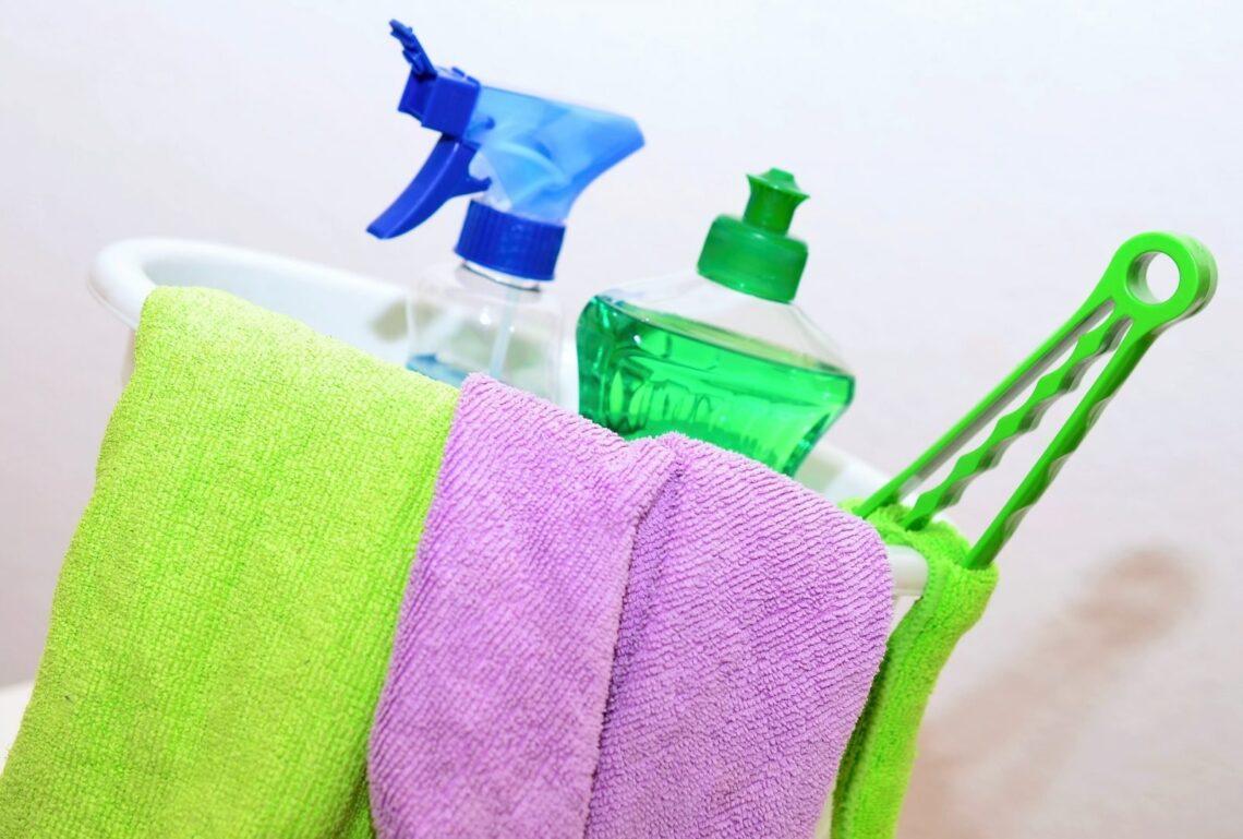 Limpeza: Alguns truques que você precisa conhecer