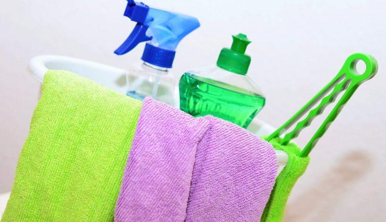truques de limpeza