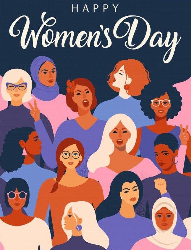Mais de 50 mensagens para o dia da mulher 1