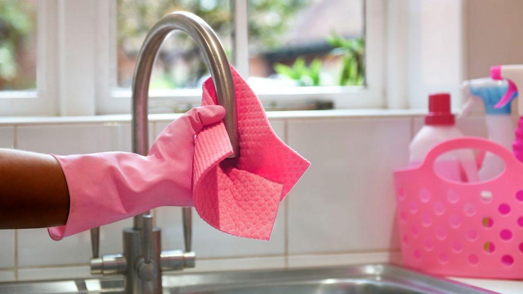 Melhores dicas de limpeza para solteiros 6