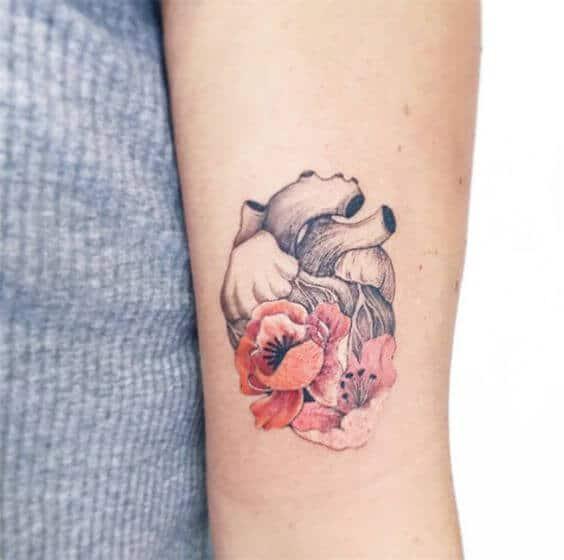 Tatuagens femininas que toda mulher adoraria fazer 121