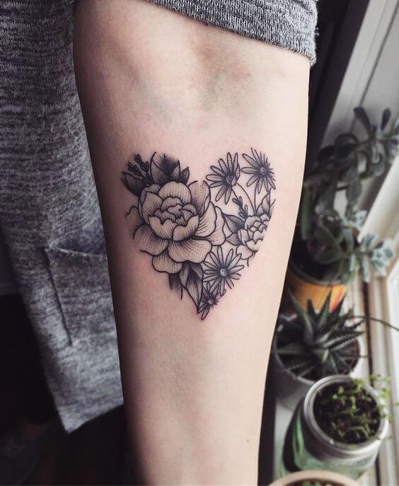 Tatuagens femininas que toda mulher adoraria fazer 127