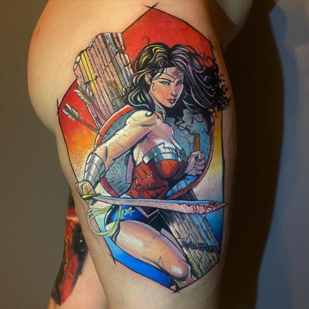 Tatuagens femininas que toda mulher adoraria fazer 140