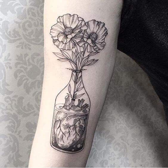Tatuagens femininas que toda mulher adoraria fazer 123