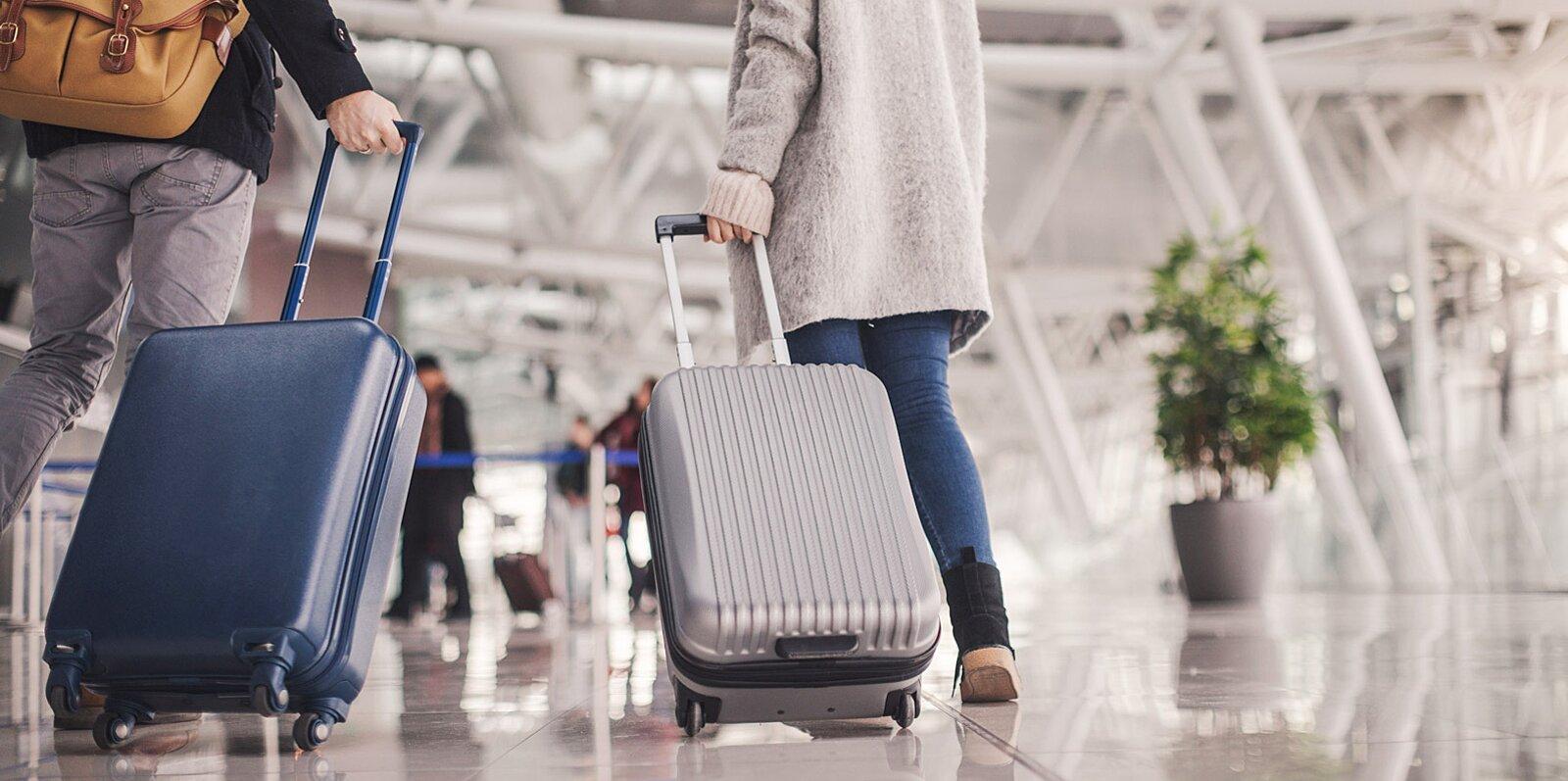 Como organizar a mala sem itens desnecessários?