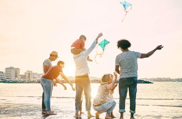 Família contemporânea: formações incríveis e muito amor!