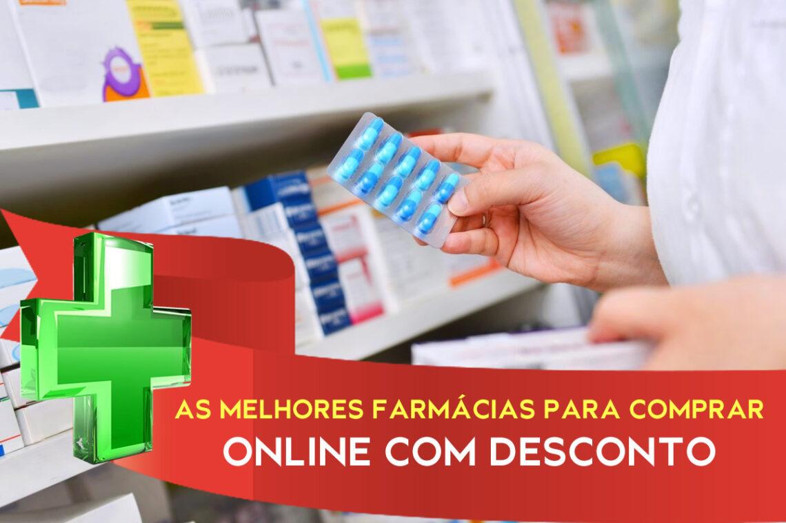 Melhores farmácias online com desconto